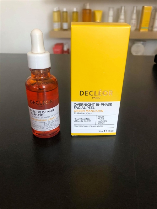 Decléor - Green Mandarin Overnight Bi-Phase Facial Peel