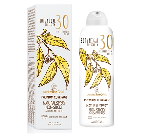Botanical SPF 30 Spray 177 ml.
