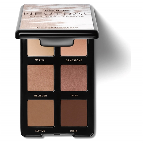 Gen Nude Eyeshadow Palette Neutral