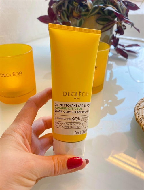 Declér - Rosemary Officinal Black Cleansing Gel 100 ml.